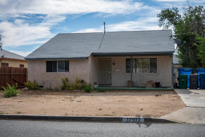 Palmdale Single Family Home For Sale: 37912 E 11th Street