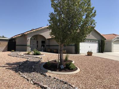 Rosamond Single Family Home For Sale: 3325 Poplar Street