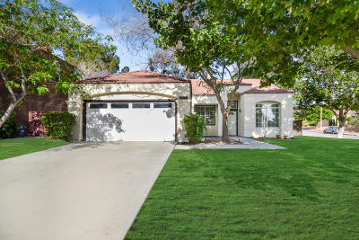 Palmdale Single Family Home For Sale: 38909 Barrington Street
