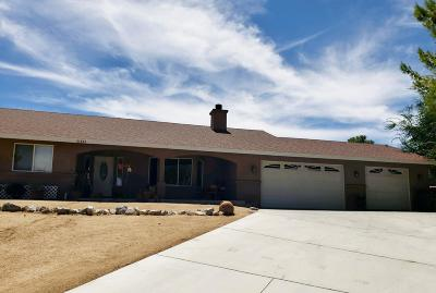 Llano Single Family Home For Sale: 31833 Saint Anne Drive