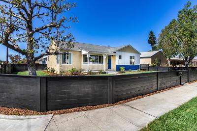 Sun Valley Multi Family Home For Sale: 8539-8541 Morehart Avenue