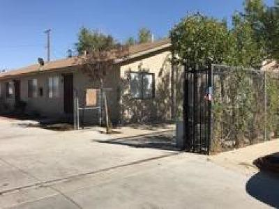 Palmdale Multi Family Home For Sale: 38738 E 4th Street