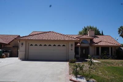 Lancaster Single Family Home For Sale: 43441 Buena Vista Way