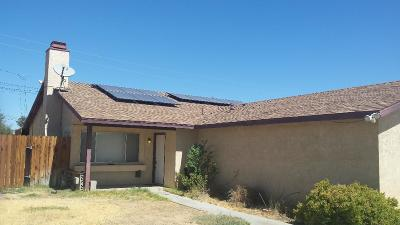 California City Single Family Home For Sale: 8581 Jacaranda Avenue