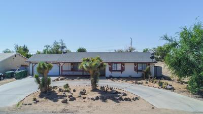 California City Single Family Home For Sale: 8216 Dogwood Avenue