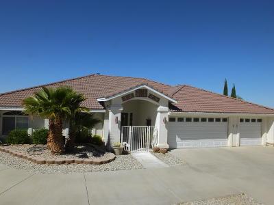Llano Single Family Home For Sale: 15826 E Avenue Y8