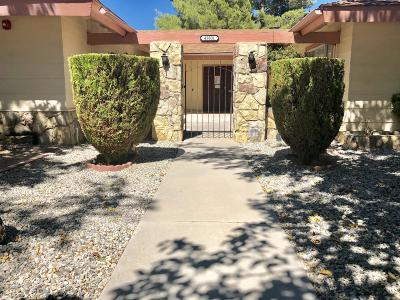 Lancaster Single Family Home For Sale: 43801 Halcom Avenue