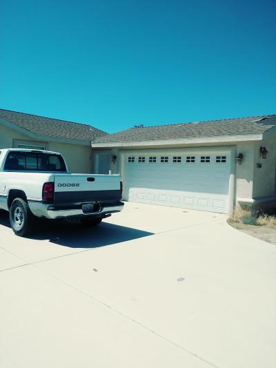 California City Single Family Home For Sale: 9148 Holly Avenue
