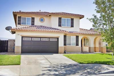 Lancaster Single Family Home For Sale: 6120 W Avenue J14