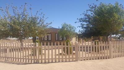 California City Single Family Home For Sale: 20300 Medio Street