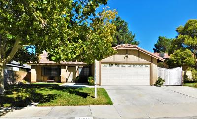 Lancaster Single Family Home For Sale: 44014 Fine Street