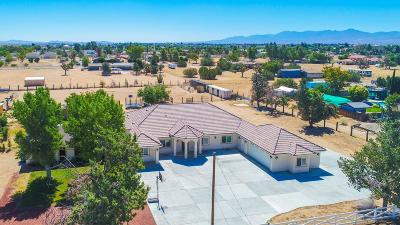 Palmdale Single Family Home For Sale: 40316 W 18th Street