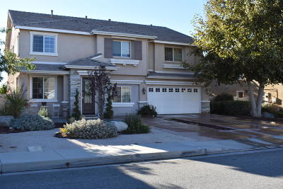 Palmdale Single Family Home For Sale: 39017 Pacific Highland Street