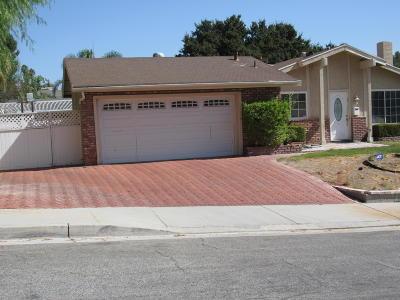 Valencia Single Family Home For Sale: 23055 Cerca Drive