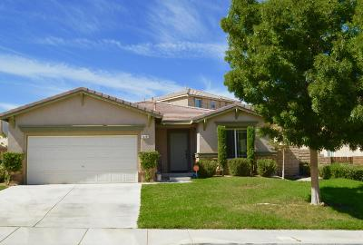 Palmdale CA Single Family Home For Sale: $334,900