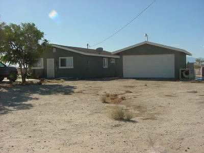 Lancaster Single Family Home For Sale: 47400 E 120th Street