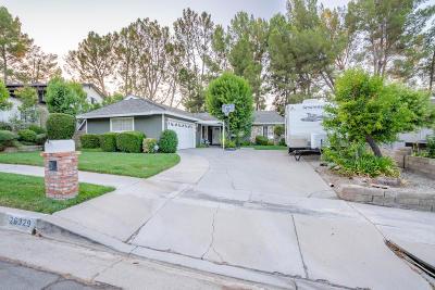 Santa Clarita Single Family Home For Sale: 26329 Larkhaven Pl Place