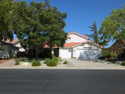 Palmdale Single Family Home For Sale: 40948 Flagstone Court