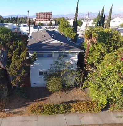North Hollywood Multi Family Home For Sale: 11473 Killion Street # 4