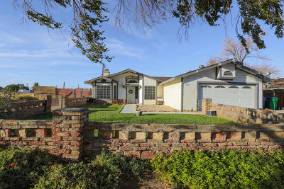 California City Single Family Home For Sale: 8549 Peach Avenue