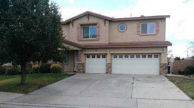 Palmdale Single Family Home For Sale: 2638 Trudeau Lane