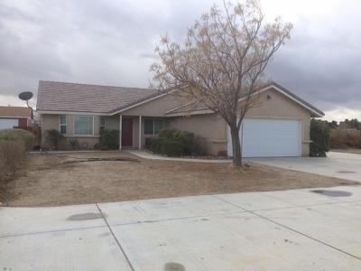 Lancaster Single Family Home For Sale: 3508 E Avenue H4