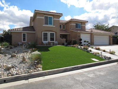 Lancaster, Palmdale Single Family Home For Sale: 5560 Avenida Entrada
