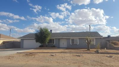 California City Single Family Home For Sale: 8600 Oleander Avenue