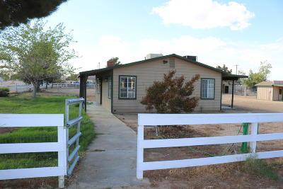 Single Family Home For Sale: 1545 W Avenue O4