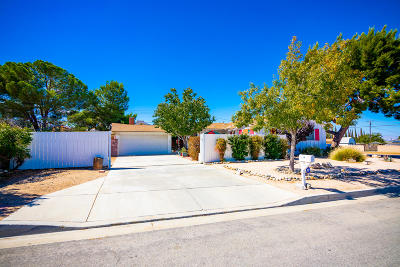 Palmdale, Lancaster, Quartz Hill, Leona Valley, Lake Elizabeth, Lake Hughes, Antelope Acres, Rosamond, Littlerock, Juniper Hills, Pearblossom, Lake Los Angeles, Wrightwood, Llano Single Family Home For Sale: 41555 W 47th Street
