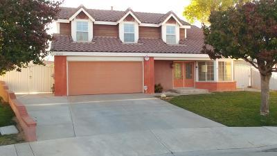Single Family Home For Sale: 37103 Bridgeport Court