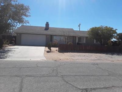 California City Single Family Home For Sale: 8824 Eucalyptus Avenue