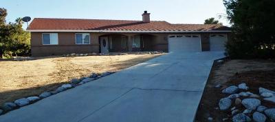 Llano Single Family Home For Sale: 31833 Saint Anne Drive
