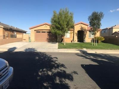 Palmdale Single Family Home For Sale: 39306 W Gainsborough Drive