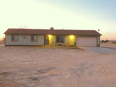 Rosamond Single Family Home For Sale: 1725 Dareck Court