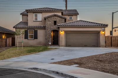 Rosamond Single Family Home For Sale: 3440 Jaguar Court