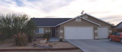 California City Single Family Home For Sale: 10648 Aspen Avenue