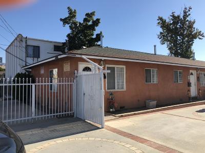 San Fernando Multi Family Home For Sale: 13244 Maclay Street