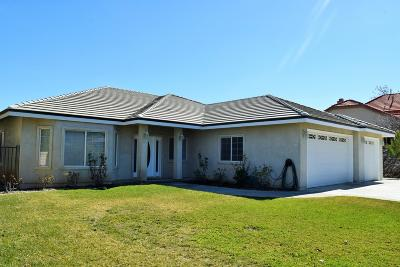 Palmdale Single Family Home For Sale: 41510 W 67th Street