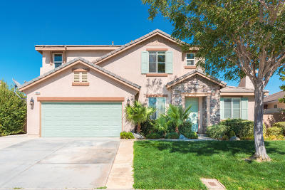 Palmdale Single Family Home For Sale: 40616 Champion Way