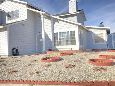 Palmdale CA Single Family Home For Sale: $350,000