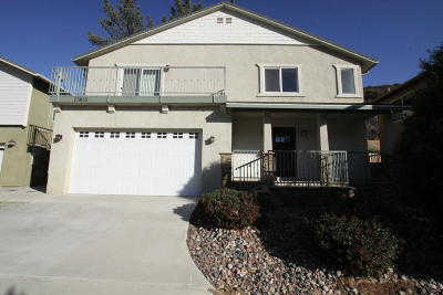 Lake Hughes Single Family Home For Sale: 17813 Elizabeth Lake Road