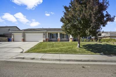 Palmdale Single Family Home For Sale: 40617 W 55th Street