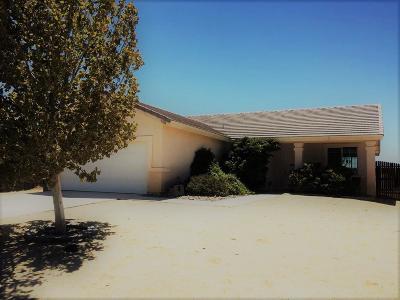 Rosamond Single Family Home For Sale: 5308 Cobalt Avenue