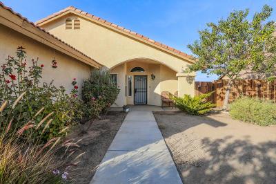 California City Single Family Home For Sale: 7355 Catalpa Avenue