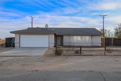 California City Single Family Home For Sale: 7000 Jimson Avenue