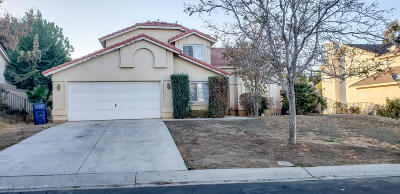 Palmdale Single Family Home For Sale: 40925 Granite Street Street