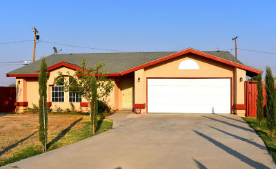 California City Single Family Home For Sale: 21124 74th Street