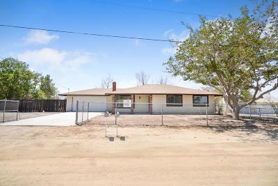 Littlerock Single Family Home For Sale: 10506 E Ave S 12