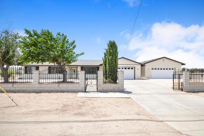Littlerock Single Family Home For Sale: 11208 E Ave R 6